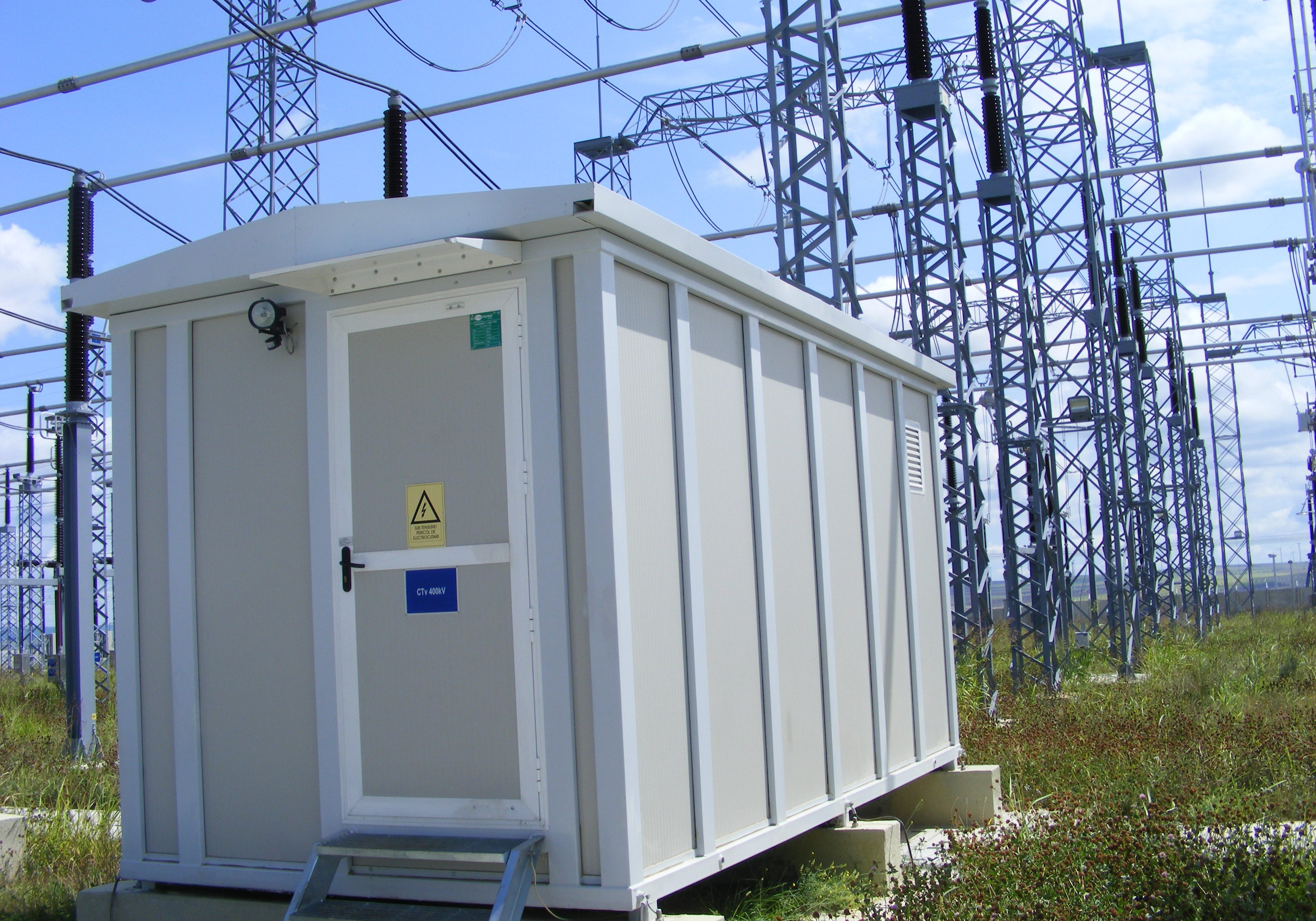 CEPA Electrical Cabin